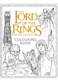 Lord of the Rings Movie Trilogy Colouring Book   Warner Brothers, ISBN:  9780008185176