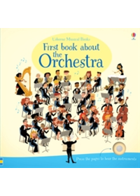 First Book About the Orchestra   Taplin Sam, ISBN:  9781409597667