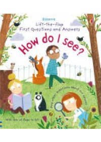 Lift-the-Flap First Questions & Answers How Do I See?   Daynes Katie, ISBN:  9781474917926