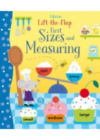 Lift-the-Flap Sizes and Measuring   Watson Hannah, ISBN:  9781474922210