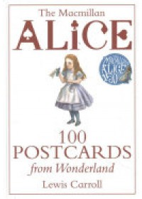 Alice: 100 Postcards from Wonderland   , ISBN:  9781447299653