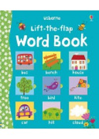 Lift the Flap Word Book   Brooks Felicity, ISBN:  9780746099155