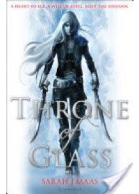 Throne of Glass   Maas Sarah J., ISBN:  9781408832332