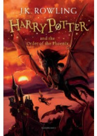 Harry Potter and the Order of the Phoenix   Rowling J. K., ISBN:  9781408855690