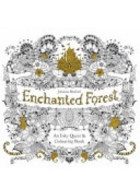 Enchanted Forest   Basford Johanna, ISBN:  9781780674872