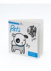 Wee Gallery Board Books: Pets   Pinto Surya, ISBN:  9781784934316