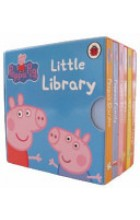Peppa Pig: Little Library   , ISBN:  9781409303183