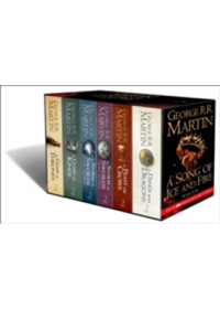 Song of Ice and Fire - A Game of Thrones: The Story Continues [Export only]   Martin George R. R., ISBN:  9780007477166