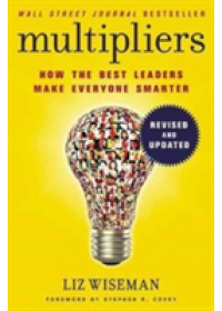 Multipliers, Revised and Updated   Wiseman Liz, ISBN:  9780062699176