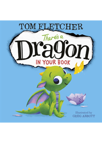 There's a Dragon in Your Book   Fletcher Tom, ISBN:  9780141376127