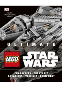 Ultimate LEGO Star Wars   DK, ISBN:  9780241288443