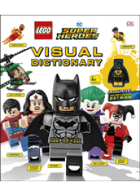 LEGO DC Super Heroes Visual Dictionary   Dowsett Elizabeth, ISBN:  9780241320037