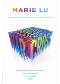 Warcross   Lu Marie, ISBN:  9780241321447