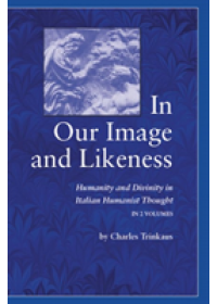 In Our Image and Likeness   Trinkaus Charles, ISBN:  9780268189501