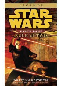 SW DARTH BANE RULE OF TWO   KARPYSHYN DREW, ISBN:  9780345477491