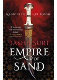 Empire of Sand   Suri Tasha, ISBN:  9780356512006