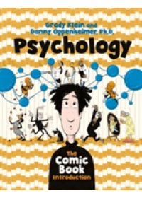 Psychology: The Comic Book Introduction   Oppenheimer Danny, ISBN:  9780393351958