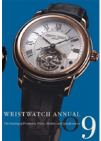 Wristwatch Annual   Braun Peter, ISBN:  9780789210005
