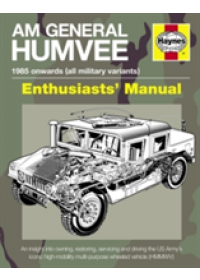 AM General Humvee Manual   Ware Pat, ISBN:  9780857333742