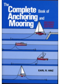Complete Book of Anchoring and Mooring   Hinz Earl R., ISBN:  9780870335396