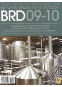 Brewer's Resource Directory 2009-2010   Brewers Publications, ISBN:  9780937381946