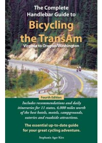 Kirz, Stephanie Ager: Complete Handlebar Guide to Bicycling the Transam Virginia t   , ISBN:  9780974102740