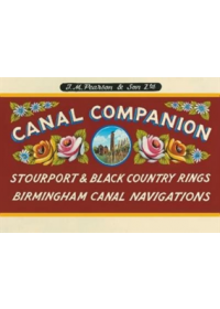 Pearson's Canal Companion - Stourport Ring & Black Country Rings Birmingham Canal Navigations   Pearson Michael, ISBN:  9780992849252