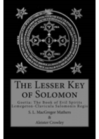 Lesser Key of Solomon   Crowley Aleister, ISBN:  9780998136417