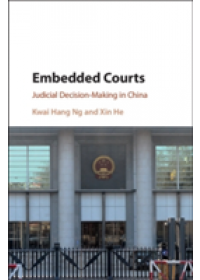 Embedded Courts   Ng Kwai Hang (University of California San Diego), ISBN:  9781108420495