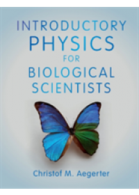 Introductory Physics for Biological Scientists   Aegerter Christof M. (Universitat Zurich), ISBN:  9781108466509