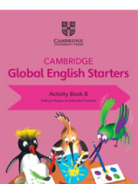 Cambridge Global English Starters   Harper Kathryn, ISBN:  9781108700078
