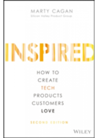 Inspired   Cagan Marty, ISBN:  9781119387503