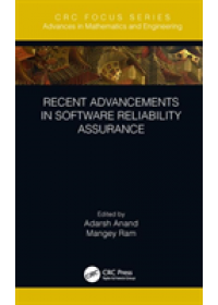 Recent Advancements in Software Reliability Assurance   , ISBN:  9781138363397