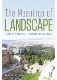 Meanings of Landscape   Olwig Kenneth R., ISBN:  9781138483934