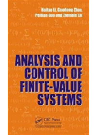 Analysis and Control of Finite-Value Systems   Li Haitao (Shandong Normal University), ISBN:  9781138556508