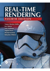 Real-Time Rendering, Fourth Edition   Akenine-Moller Tomas, ISBN:  9781138627000