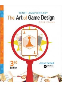 Art of Game Design   , ISBN:  9781138632059