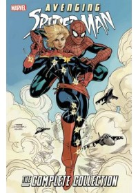 Avenging Spider-man: The Complete Collection   Wells Zeb, ISBN:  9781302916183