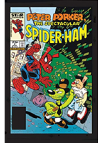 Peter Porker: The Spectacular Spider-ham - The Complete Collection Vol. 1   DeFalco Tom, ISBN:  9781302918439