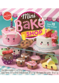 Mini Bake Shop   Editors of Klutz, ISBN:  9781338210200