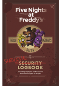 Five Nights at Freddy's: Survival Logbook   Cawthon Scott, ISBN:  9781338229301
