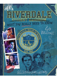 Riverdale High Student Handbook   Simon Jenne, ISBN:  9781338298956