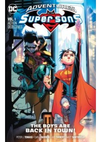 Adventures of the Super Sons Volume 1   Tomasi Peter J., ISBN:  9781401290580