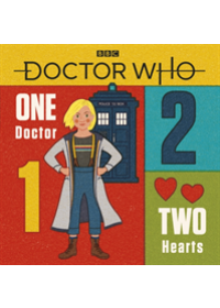 Doctor Who: One Doctor, Two Hearts   None, ISBN:  9781405933742