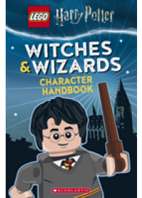 Witches and Wizards Character Handbook (LEGO Harry Potter)   Swank Samantha, ISBN:  9781407192369