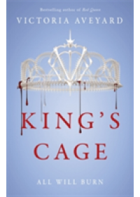 King's Cage   Aveyard Victoria, ISBN:  9781409150763