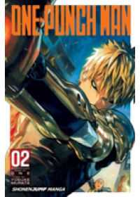 One-Punch Man, Volume 2   ONE, ISBN:  9781421585659