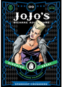 Jojo's Bizarre Adventure: Part 3--Stardust Crusaders, Vol. 9   Araki Hirohiko, ISBN:  9781421591759