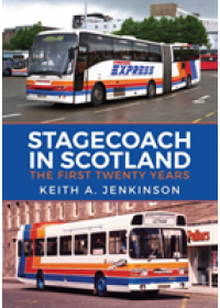 Stagecoach in Scotland   Jenkinson Keith A., ISBN:  9781445678719