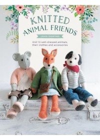 Knitted Animal Friends   Crowther Louise, ISBN:  9781446307311